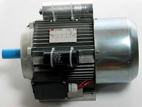 1-PH. MOTOR 112 B3 P2 KW4,5 V230 60