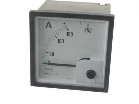 AMP. CA SU TA 150/5 0-150A 5XIN 72X72 4720 SIPIE
