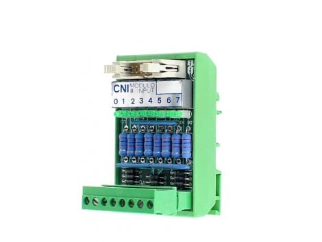 8 INPUTS MODULE IC-E10