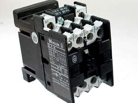 CONT.AUX V110 50/60 DIL-R-40-110V