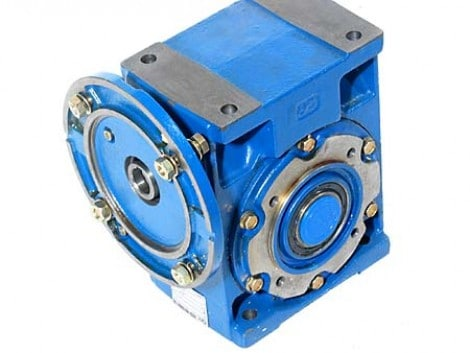 WORM SCREW GEARBOX MVF