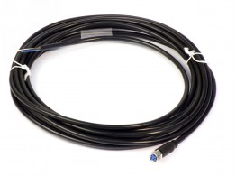 WIRED CABLE 5M M8 4P F DIR  0,25MM