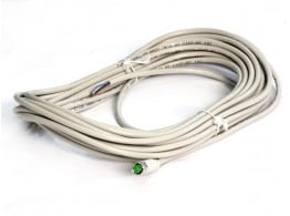 CABLED WIRE 10M M8 4P  0,25MM