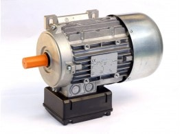 SINGLE-PHASE MOTOR S6/40% 90 B3 P2 1.8HW S6/40=2.2HW 240V 50 MD W/FL SASP IE1 CLIF IP54 SEPA AUVE DISG