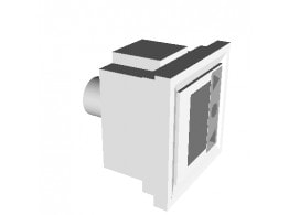 VACUUM SWITCH KP25V-04-F3+PA-1+FPC-1+PA-2