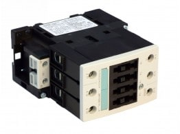 POWER CONTACTOR (3-POLE) V110 50/60 3RT1036-1AG20