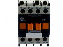 AUXILIARY CONTACTOR V110 50/60 CA2-DN31F7 TELEMECA