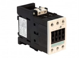 POWER CONTACTOR (3-POLE) 24 VDC. 3RT1034-1BB40 SIE