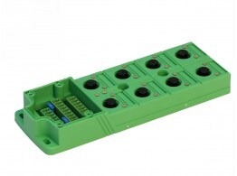 BOX IO 8P M12 SACB-8-16-MC-GG