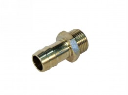 CORRUGATED NIPPLE FITTING (MALE) CYLINDERIC THREAD