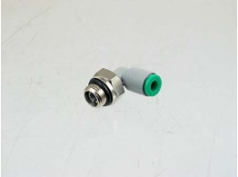 FAST INSERT FITTING (L-SHAPED, MALE) CYLINDRIC THR