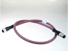 CABLE CANOPEN M12 MALE/FEM DIR PUR 0,6MT