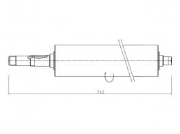 "CUTTERBLOCK F520 ""TERSA"" TYPE"