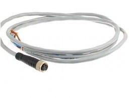 ASSEMBLY SHIELDED CABLE+CONN.(SAFETY PROXIMITY)