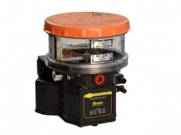 ELECTRIC PUMP MAX.CAP.=8.4L/MIN MAX.P=250MPA LUBRIFICANT=GREASE CAPACITY=2LITRI